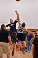 2/11/17 Boys Jr High Basketball Cowanesque Valley Indians vs Northern Potter Panthers