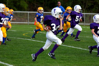 9/1/10 Coudersport Youth Football vs. Otto-Eldred Nippers