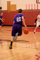 1/16/15 Coudersport vs Cameron County