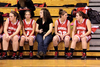 1/13/11 Coudersport Falcons vs Cameron County Red Raiders