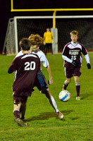 10/24/11 Playoff - Coudersport vs Ridgway
