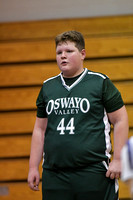 2/27/17 Coudersport vs Oswayo Valley Boys Jr High Basketball