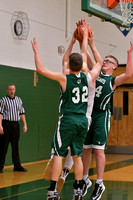1/18/17 Oswayo Valley vs Genesee Valley NY Boys Basketball