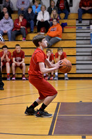 3/30/17 Coudersport vs Cameron County Boys Jr High Basketball