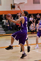 12/19/17 Port Allegany vs Coudersport Boys Basketball