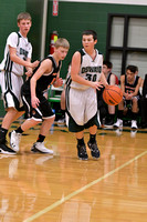 1/9/17 Oswayo Valley vs Port Allegany Boys Basketball