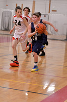 2/16/17 Boys Jr High Basketball Cowanesque Valley vs Troy