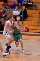 1/31/18 Cowanesque Valley vs Wyalusing Rams Boys Basketball