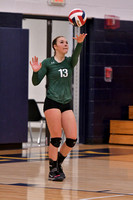 9/30/17 Cowanesque Valley vs Wellsboro Volleyball Part 2 of 2