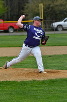 4/28/17 Oswayo Valley vs Coudersport Baseball