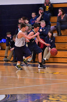 2/9/18 Cowanesque Valley vs Williamson Warriors JH Boys Basketball