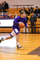 1/11/17 Coudersport vs Austin Boys Basketball