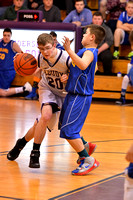 3/17/17 Coudersport vs Otto-Eldred Boys Jr High Basketball