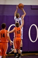 3/13/17 Coudersport vs Port Allegany Boys Jr High Basketball
