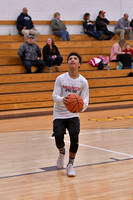 1/9/18 Boys Basketball - Cowanesque Valley vs North Penn-Liberty