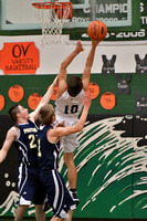 2/6/17 Oswayo Valley vs Northern Potter Boys Basketball